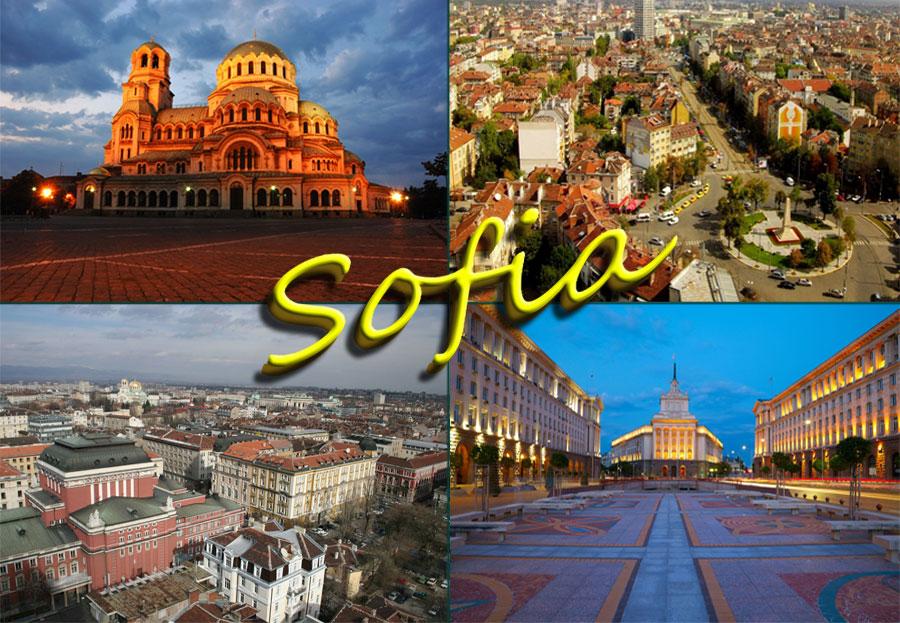 София – столица Болгарии