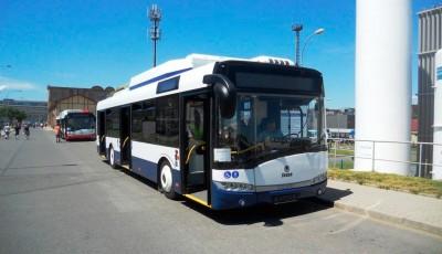 Автобус Болгарии