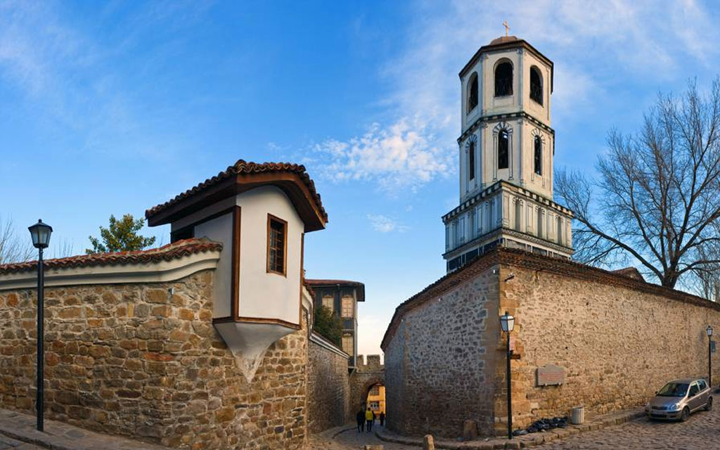 Церкви Пловдива
