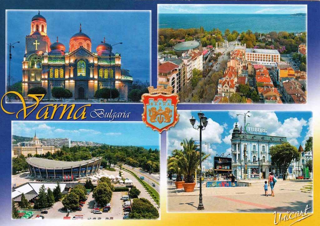 Очаровательная Варна