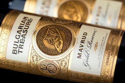 Болгарское вино Мавруд