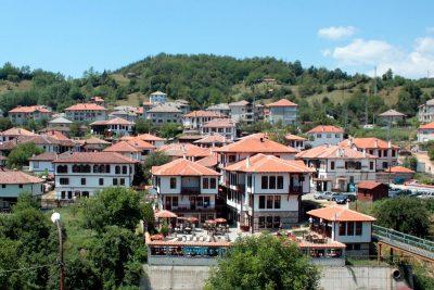 Златоград, Болгария общий вид