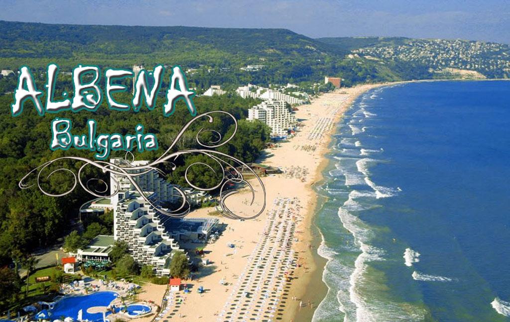 Албена – один из лучших курортов Болгарии