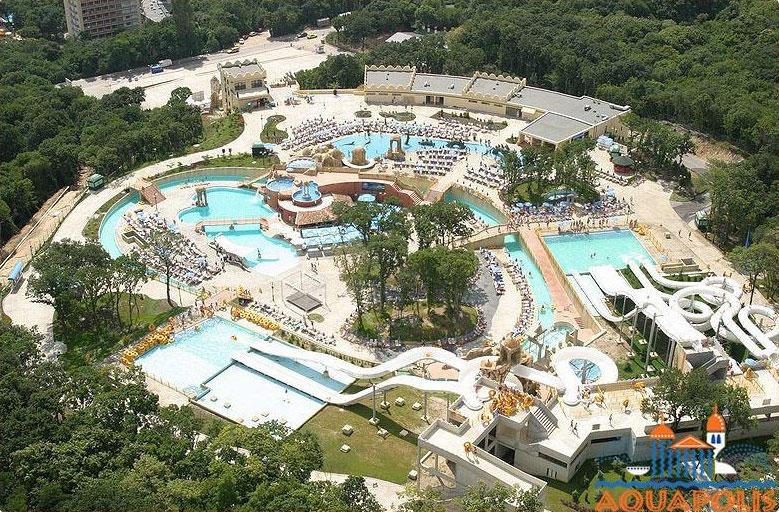 Аквапарк Aquapolis