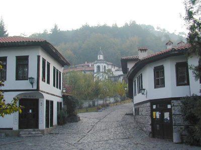 Болгария, Вароша
