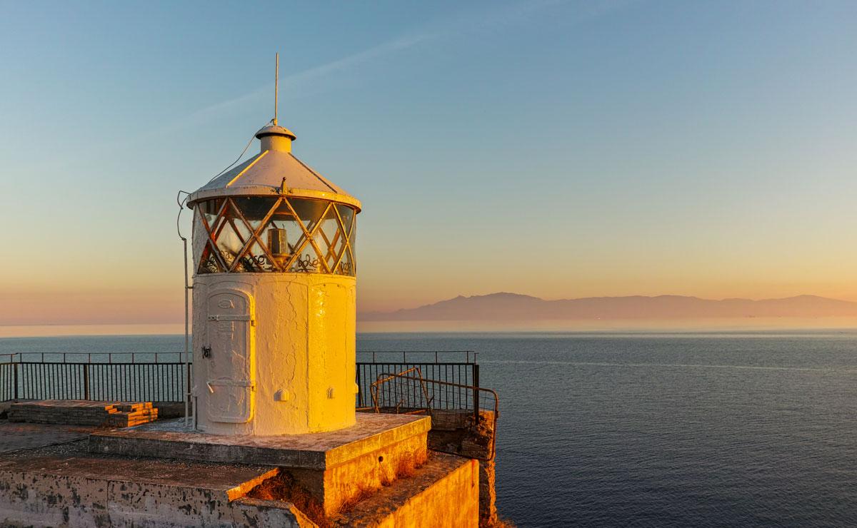 Маяк Кавала Греция
