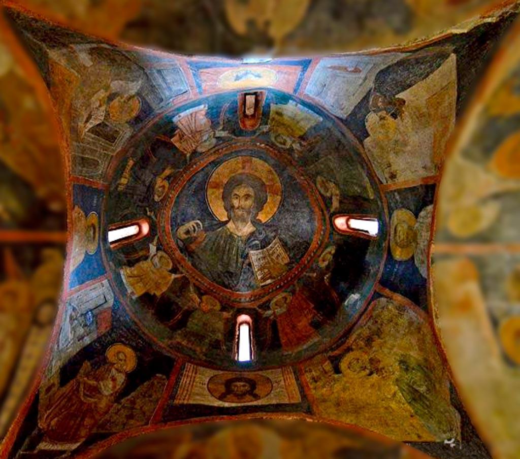 Боянская церковь – уникальный памятник Средневековой архитектуры