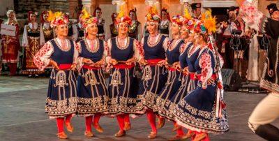 Танцы Болгарии