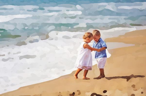 Что взять ребенку на море?