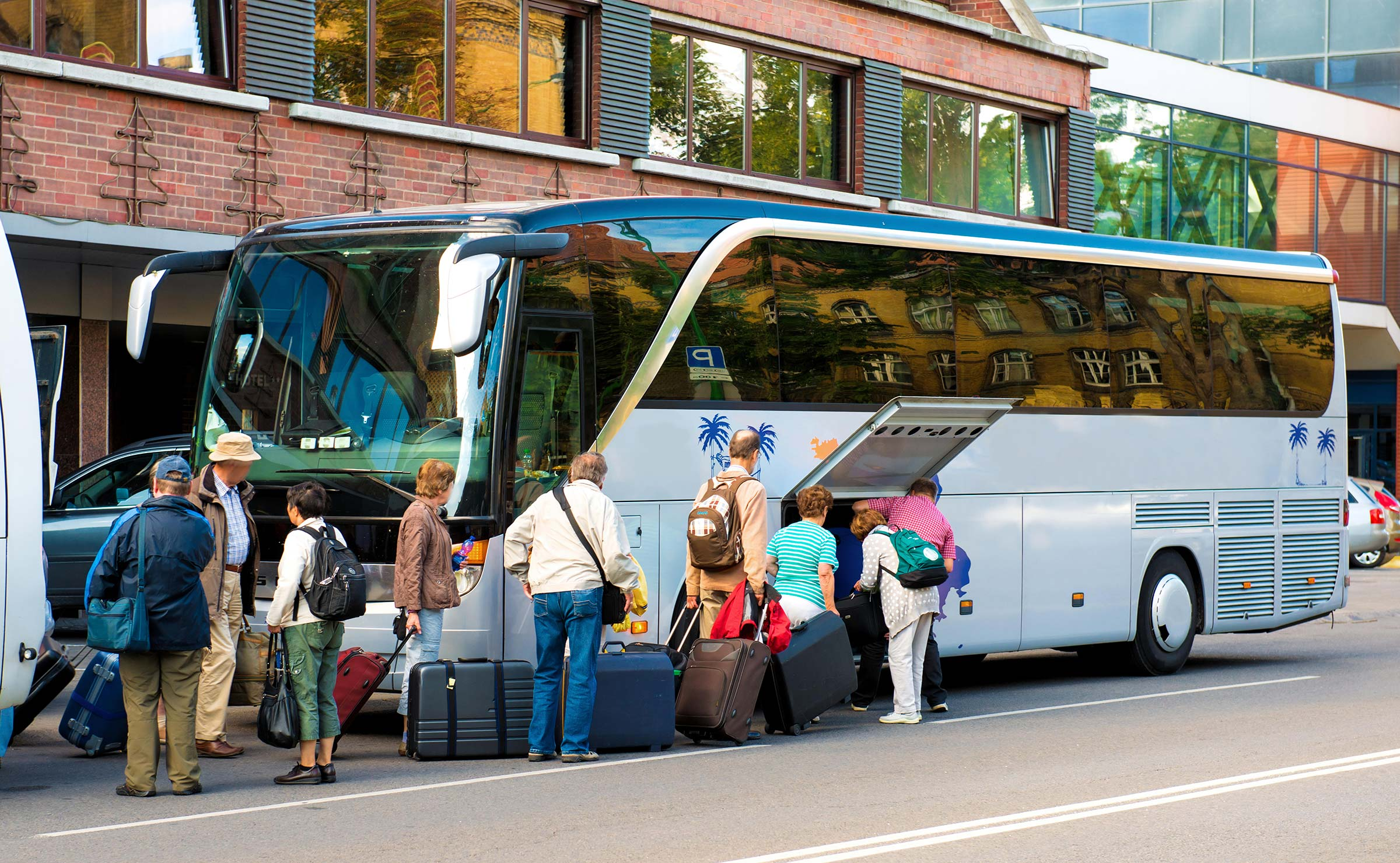 Добраться до Болгарии на автобусе
