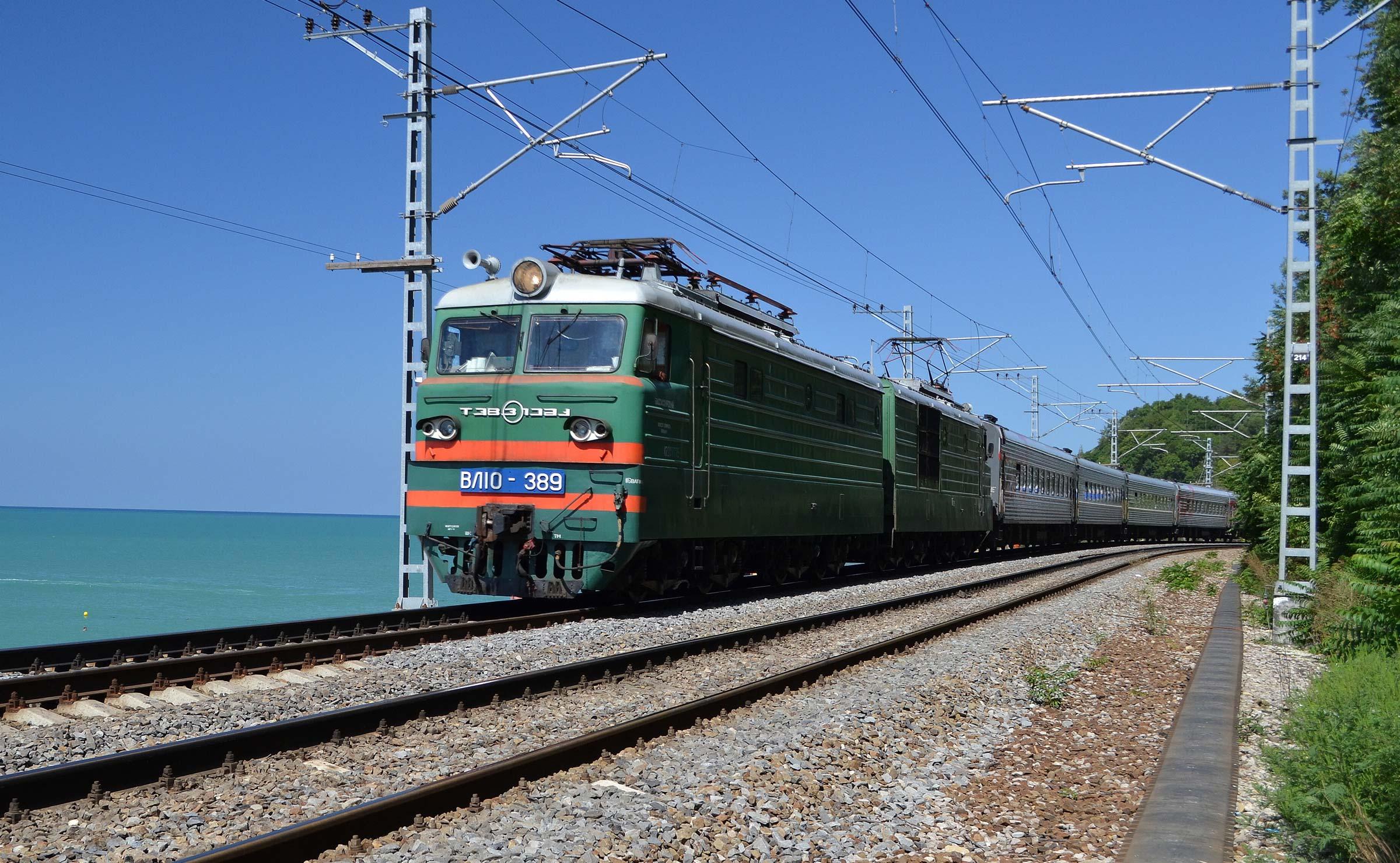 Добраться до Болгарии на поезде и автобусе