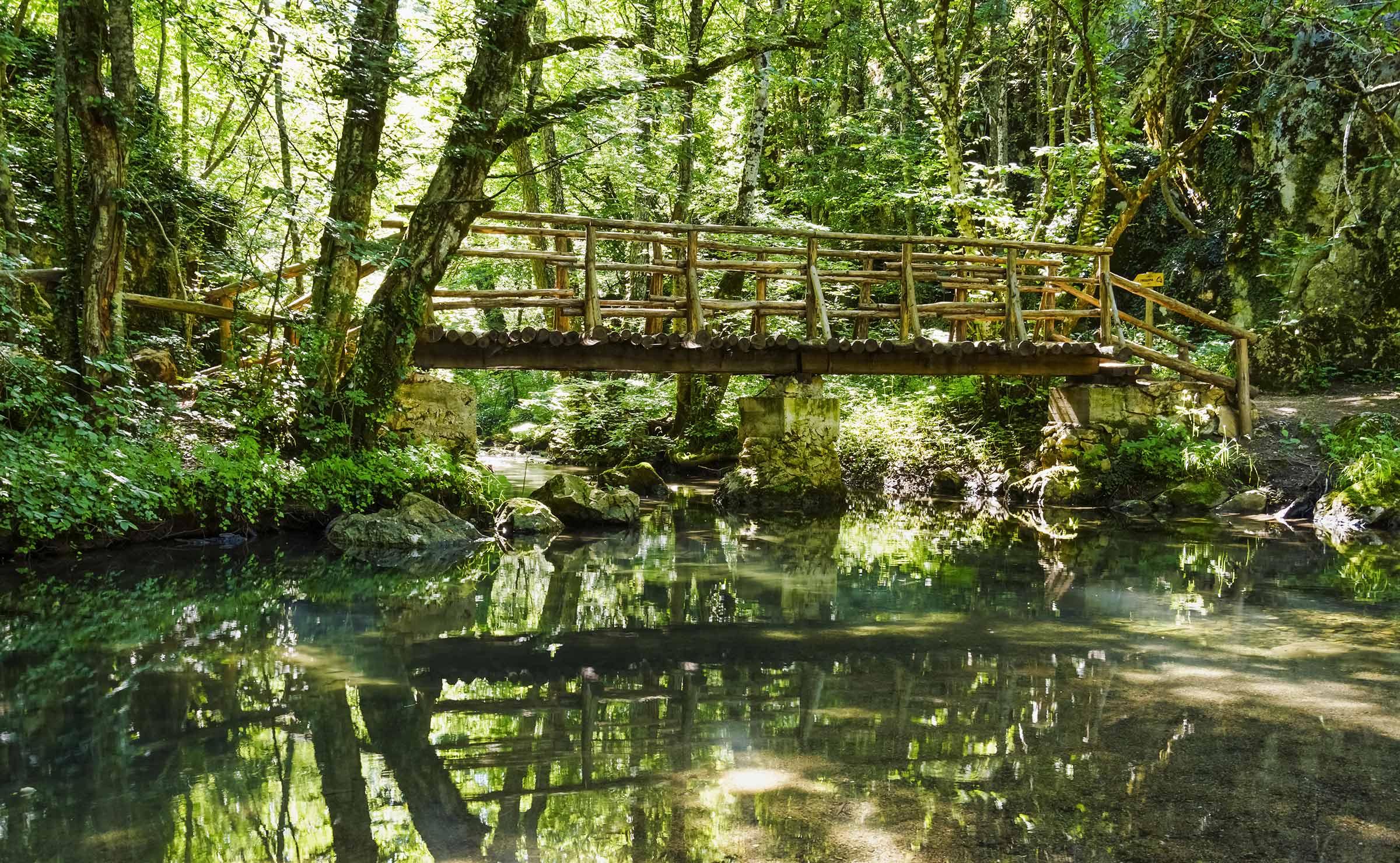 Экскурсии Бургаса. Национальный парк Странджа. Река Младежка.