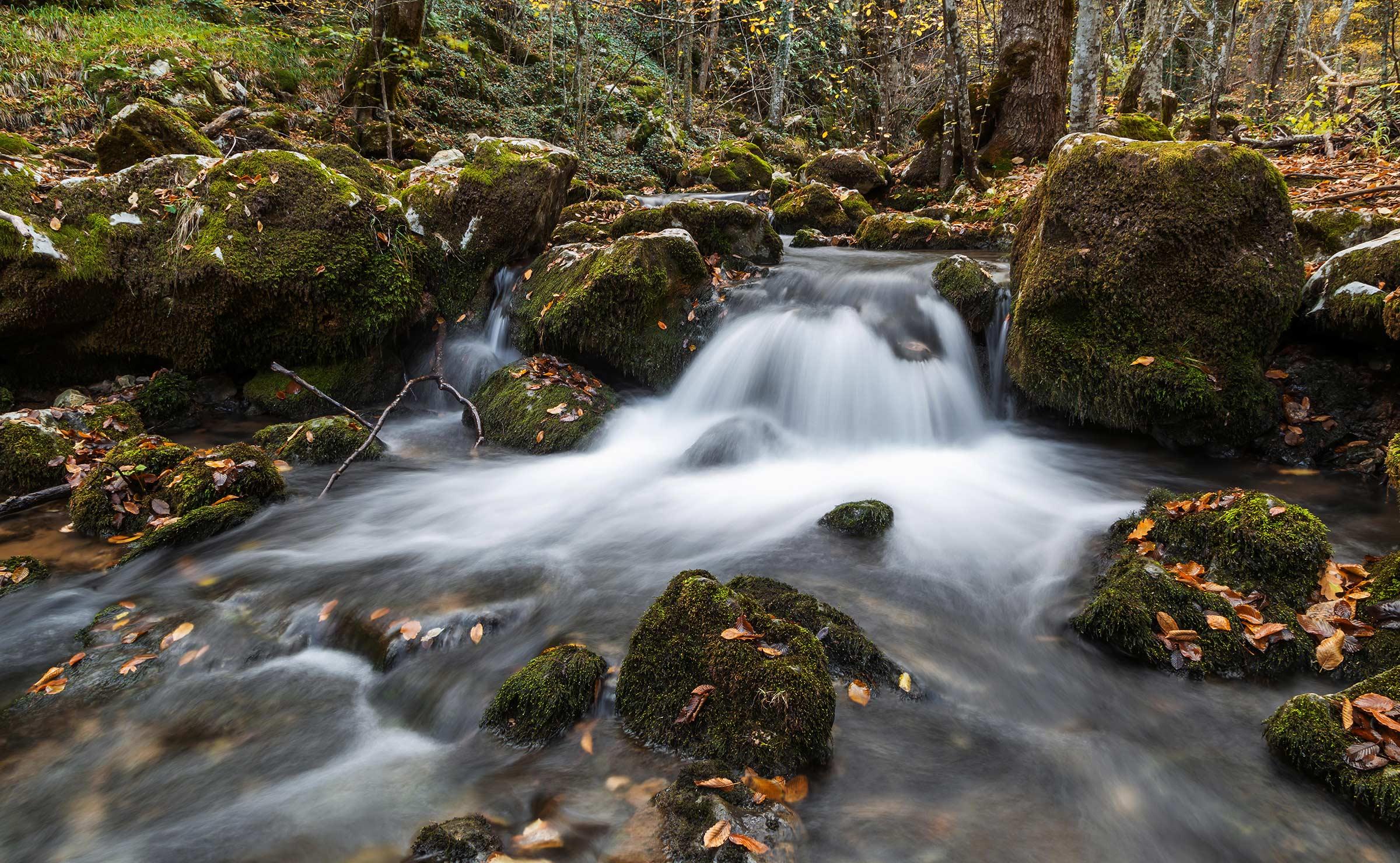 Экскурсии Бургаса. Национальный парк Странджа. Водопад Докузак.