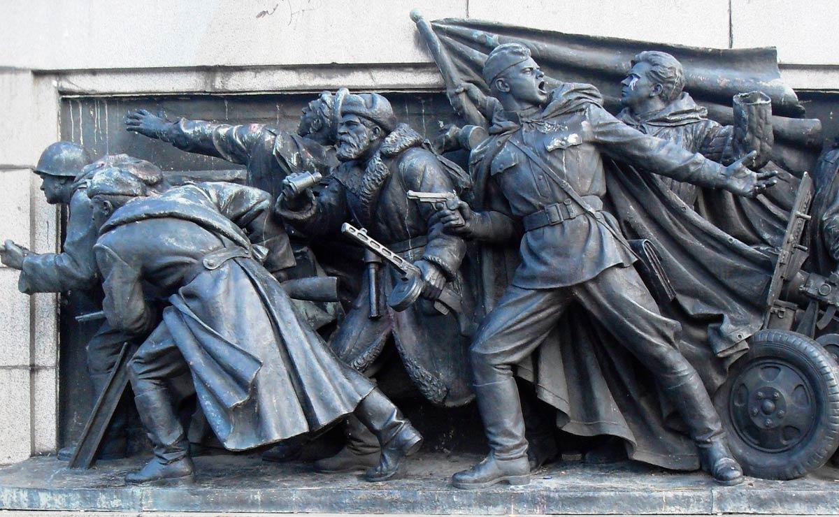 София Памятник советской армии