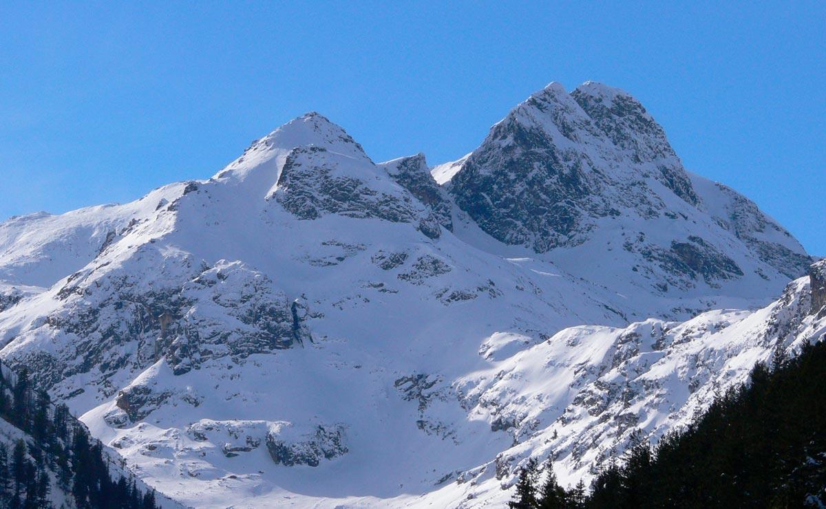 Горы Мальовица