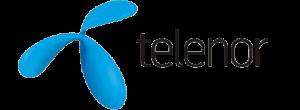 Логотип Telenor