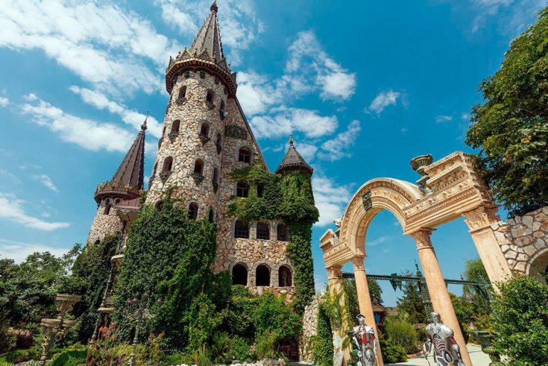 Равадиновский замок признан туристической достопримечательностью Болгарии в 2018 году