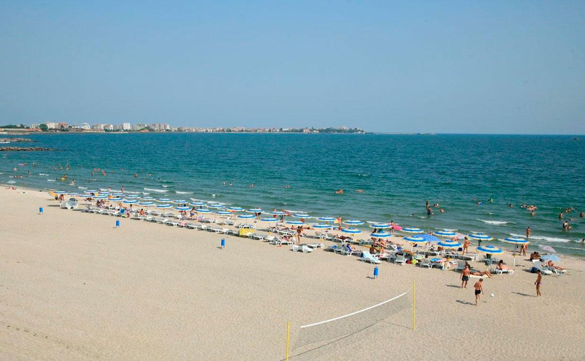 Пляж Помория