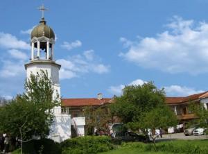 Мужской монастырь Святого Георгия Победоносца