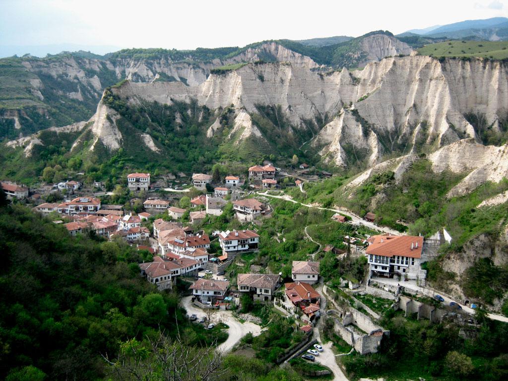 Сандански – солнечный город Болгарии