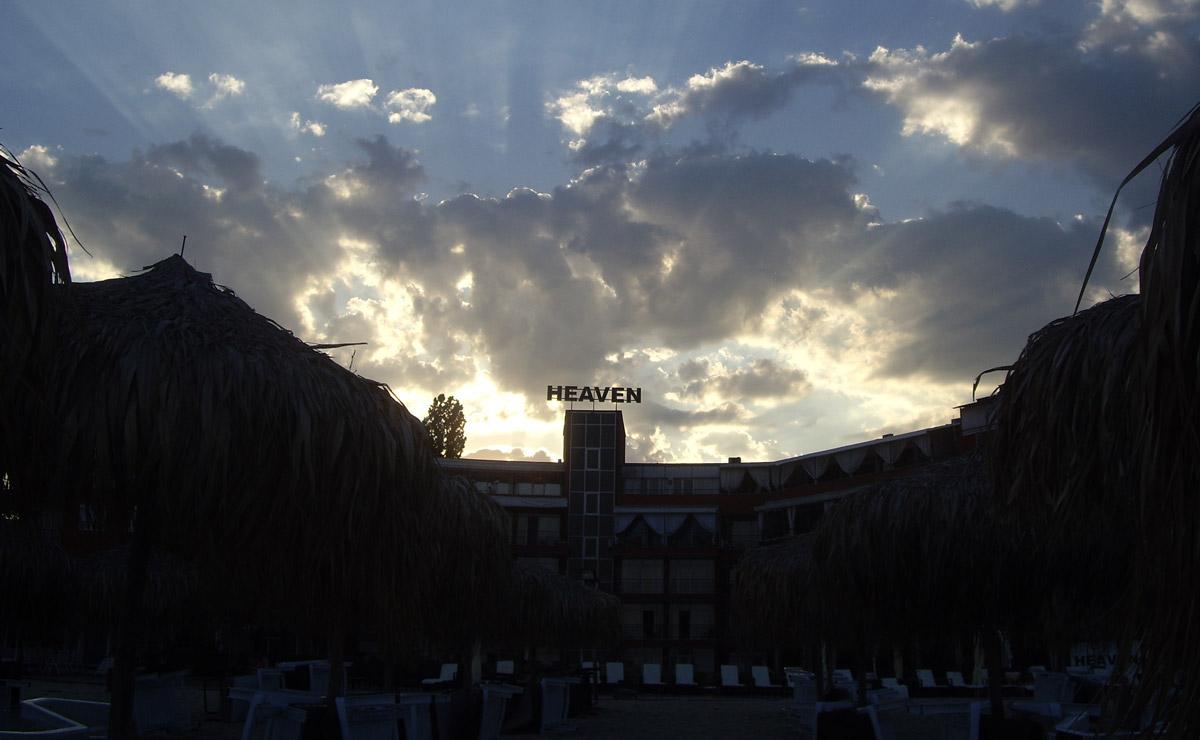 Гостиница Heaven