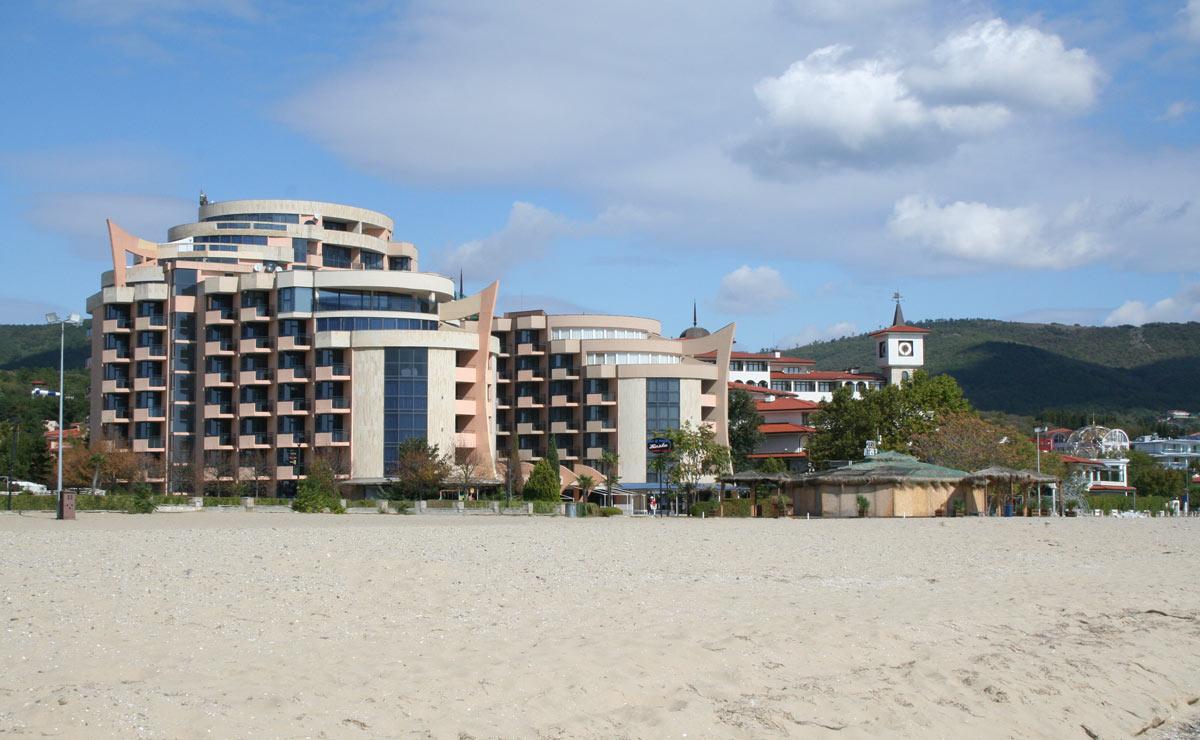 Гостиница Marlin Beach
