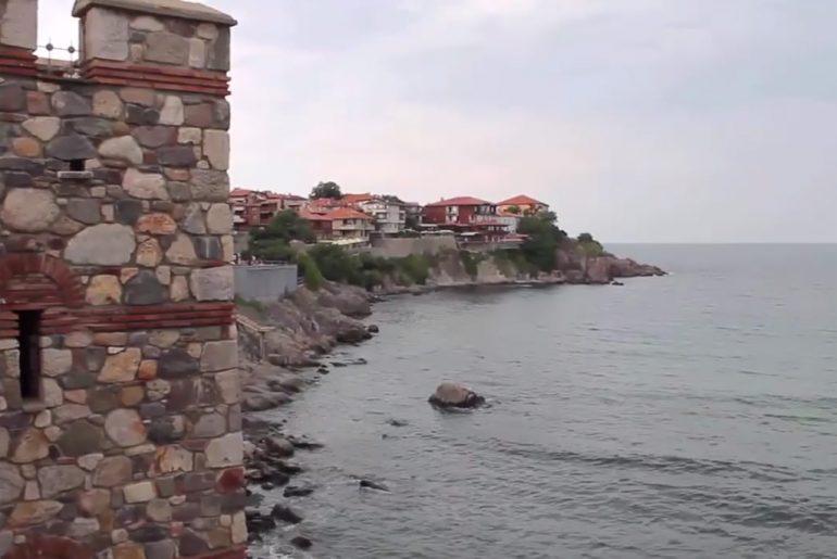 Созополь — уютный городок на Черном море