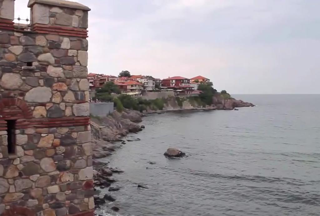Созополь - уютный городок на Черном море