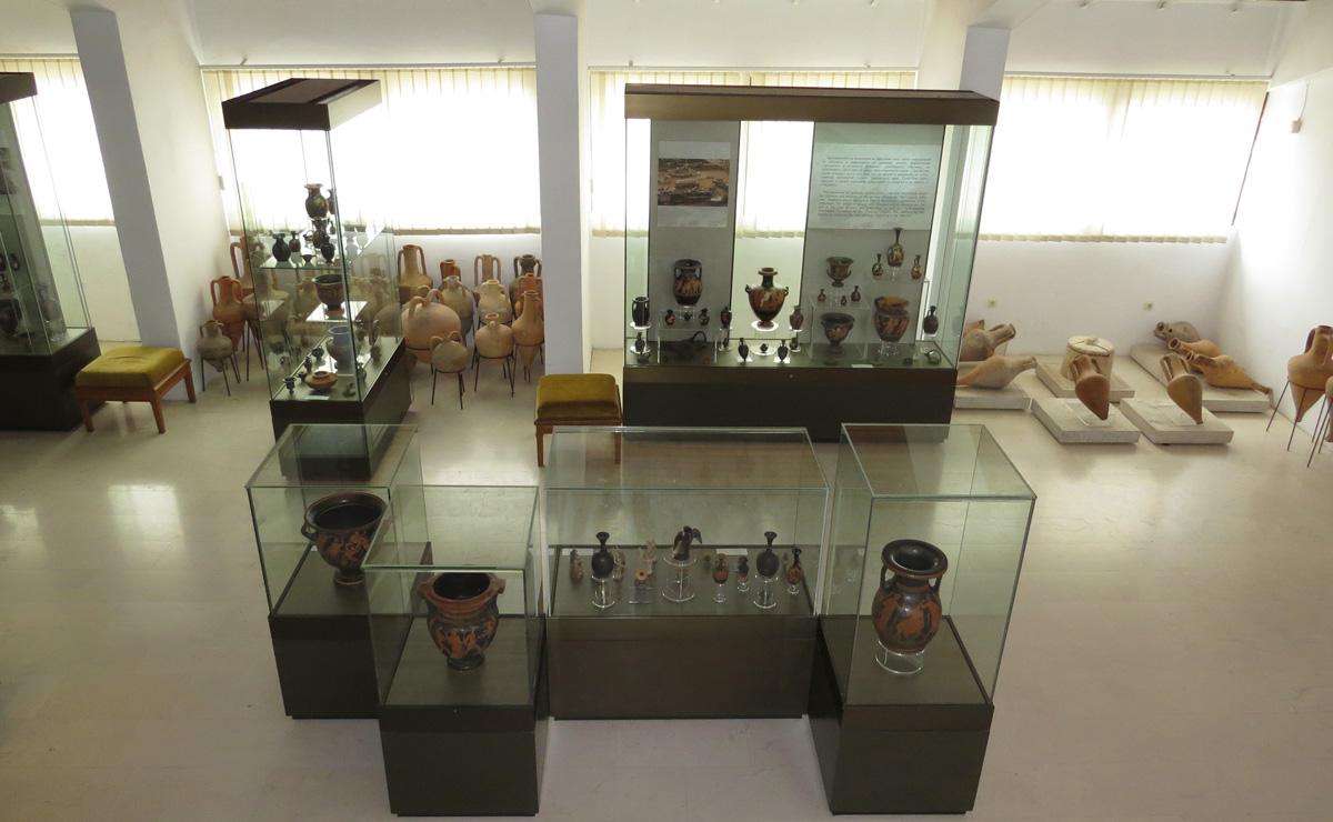 Созополь. Археологический музей