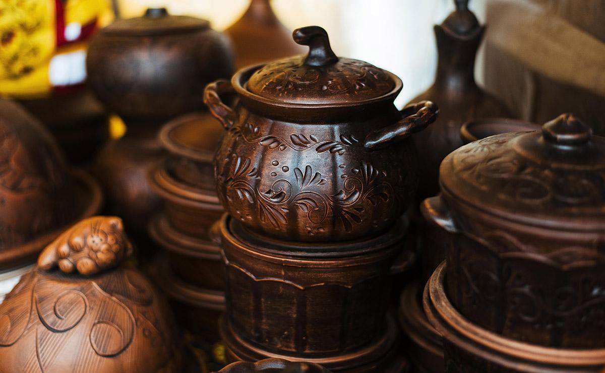 Что привезти из Болгарии. Деревянная кухонная утварь.