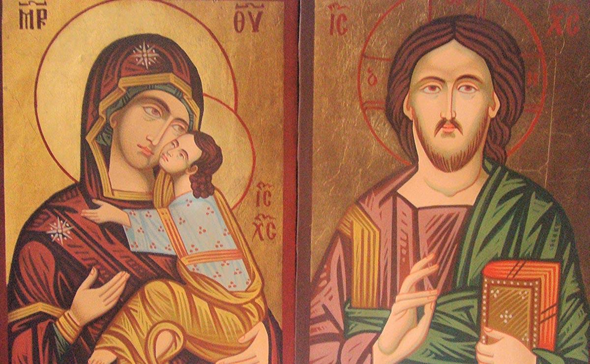 Что привезти из Болгарии. Иконы, исполненные вручную.