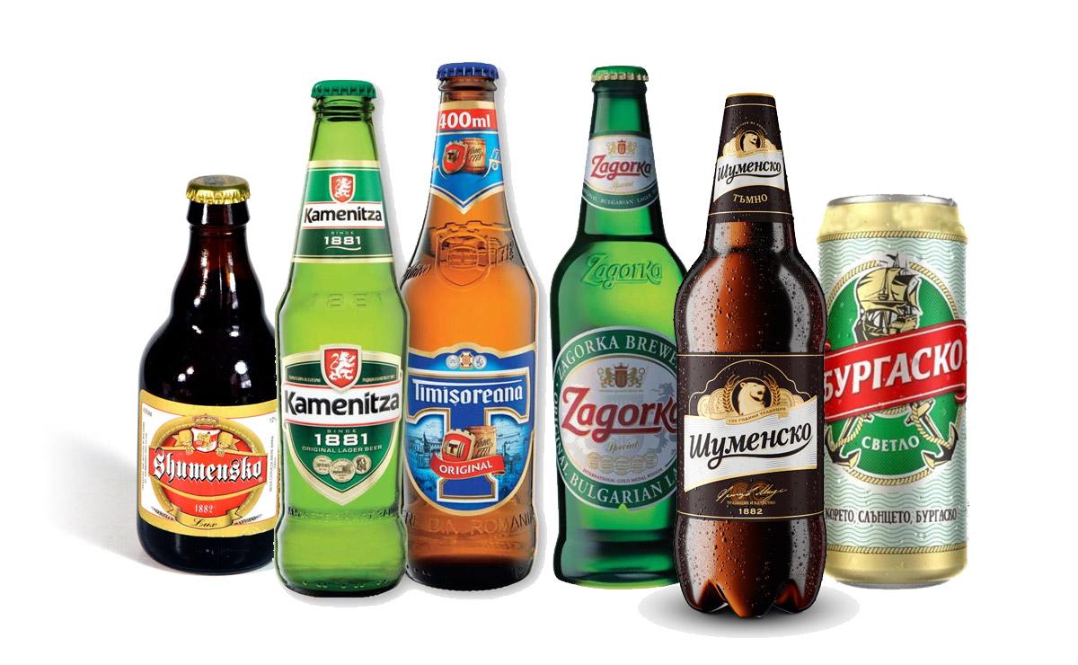 Что привезти из Болгарии. Пиво.