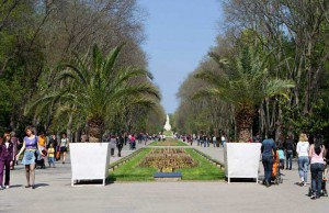 Приморский сад